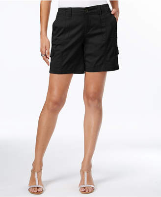 Style&Co. Style & Co Comfort-Waist Cargo Shorts, Created for Macy's