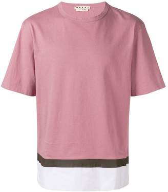 Marni two-tone T-shirt