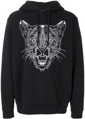 Marcelo Burlon County of Milan Puma print hoody
