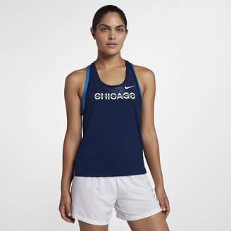 Nike Miler (Chicago 2018) Women's Running Tank