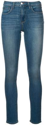 L'Agence Tilly slim straight jeans