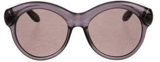 Givenchy Tinted Round Sunglasses