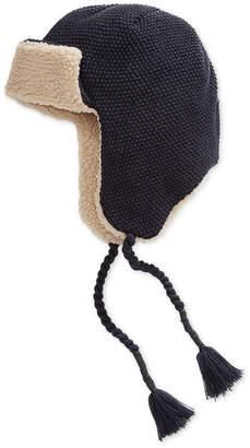 Levi's Men Waffle Knit Peruvian Hat