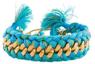 Aurelie Bidermann Do Brasil Double Bracelet