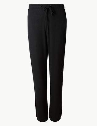 Marks and Spencer Cosy Knit Cuff Pyjama Bottoms