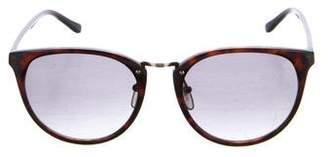 Benjamin Eyewear Tinted Tortoiseshell Sunglasses