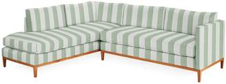 Serena & Lily Barton L-Sectional – Left-Facing