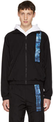 Cottweiler Black Harness Track Jacket