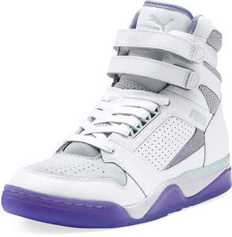 premium selection 72db8 5fcef Puma Men s Palace Guard Easter Mid-Top Sneakers