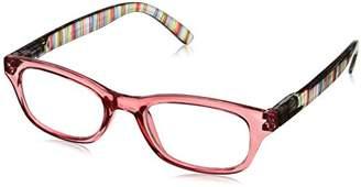 Breed Peepers Unisex-Adult Rare 267100 Rectangular Reading Glasses