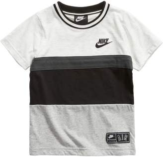 Nike Colorblock Short Sleeve Top