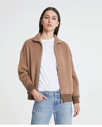AG Jeans The Sonnet Bomber - Tawny Toffee