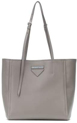 At Mytheresa Prada Concept Leather Tote
