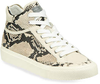 Rag & Bone Army High-Top Sneakers