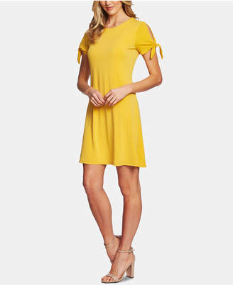CeCe Tie-Sleeve Dress