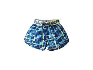 Under Armour Kids Printed Play Up Shorts (Big Kids)