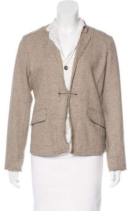Pas De Calais Layered Wool Jacket