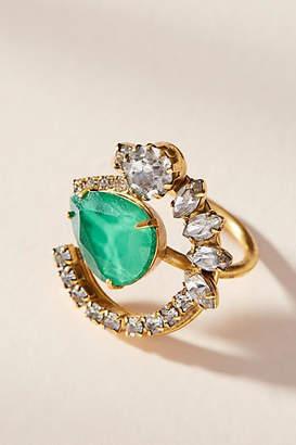 Elizabeth Cole Royal Verde Pin