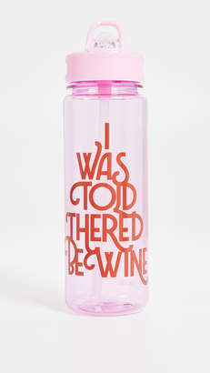 ban.do Wine Water Bottle