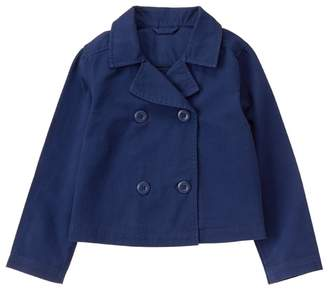 Crazy 8 Uniform Peacoat