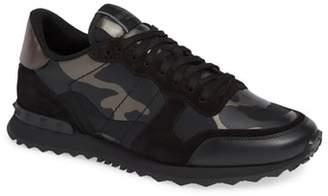 Valentino Camo Rockrunner Sneaker