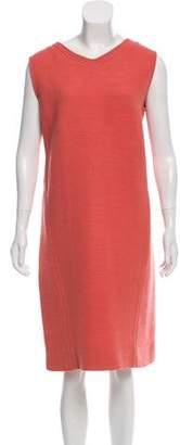 Marni Sleeveless Wool Dress