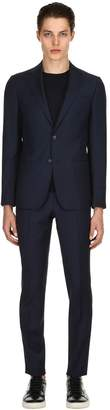 Ermenegildo Zegna Super 130's Wool Twill Suit