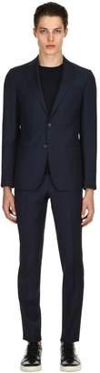 Ermenegildo Zegna Super 130's Wool Twill Suit