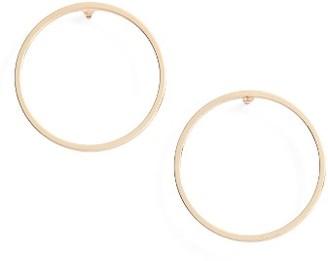 Women's Jules Smith Juliette Circle Earrings $35 thestylecure.com