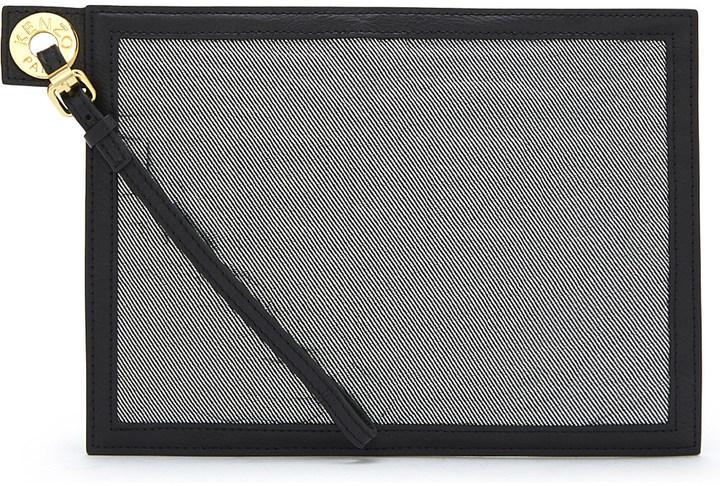 KenzoKenzo A5 zipped kombo pouch