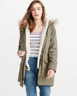 Abercrombie & Fitch Ultra Parka