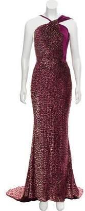 Sophie Theallet Sleeveless Evening Dress