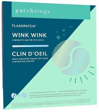 Patchology FlashPatch Wink Wink 5 Minute AM/PM Eye Gels