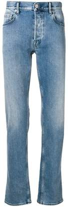 Stone Island straight stonewashed jeans