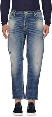 Dondup Denim pants - Item 42593799