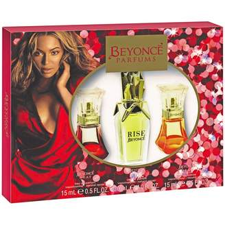 Beyonce Parfums Trio 3 piece