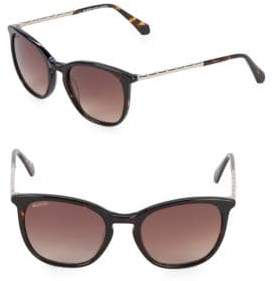 656a8b7c7a Balmain Tortoise 51MM Square Sunglasses