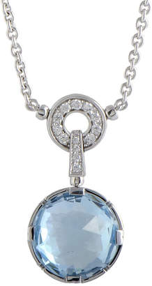 Bulgari 18K Diamond & Gemstone Necklace
