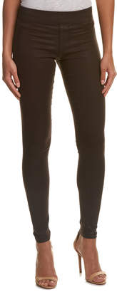James Jeans Twiggy Red Black Glossed Legging