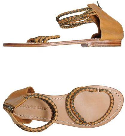 Antik Batik Sandals