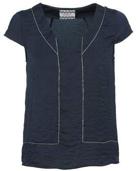 Chipie EMMA women's Blouse in Blue