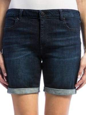 Liverpool Jeans Corine Rolled Shorts