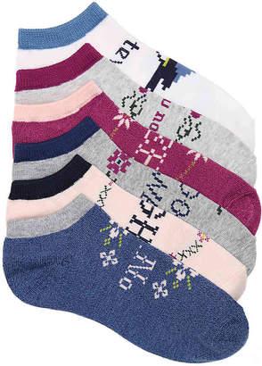 Mix No. 6 Sassy No Show Socks - 6 Pack - Women's