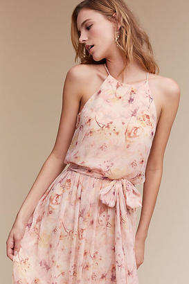 Anthropologie Alana Wedding Guest Dress $260 thestylecure.com