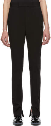 Helmut Lang Black Rider Legging Trousers