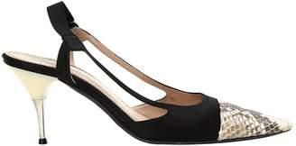 Giambattista Valli Cloth sandals