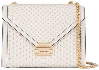 fd7ba440598f MICHAEL Michael Kors Whitney studded tote bag