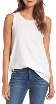 Women's Current/elliott The Muscle Tee