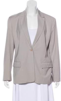 Calvin Klein Collection Virgin Wool-Blend Blazer