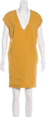 J Brand Sleeveless Mini Dress